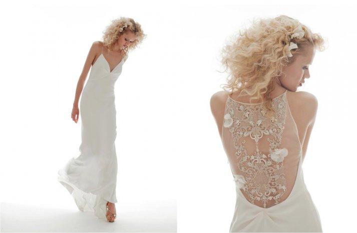 Elizabeth Fillmore Wedding Dress Spring 2013 Bridal Bella