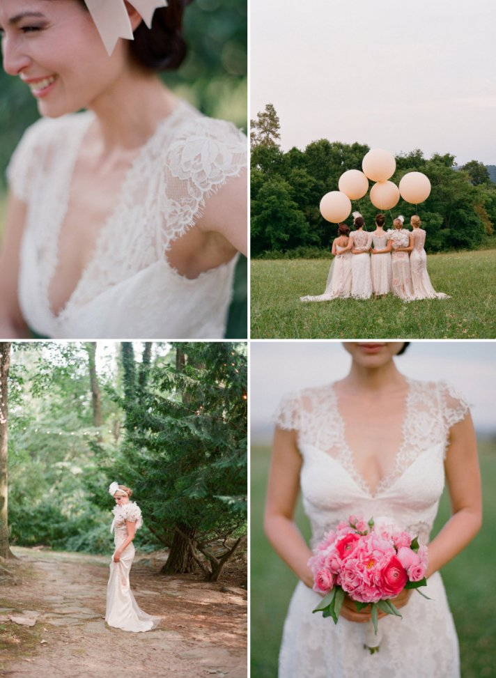 5 Wedding Dress Trends for 2012 Brides Loved
