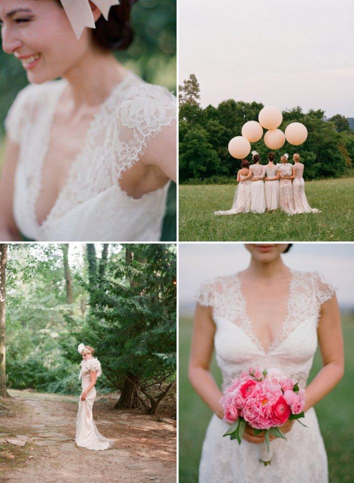 5 Wedding Dress Trends for 2012 Brides Loved