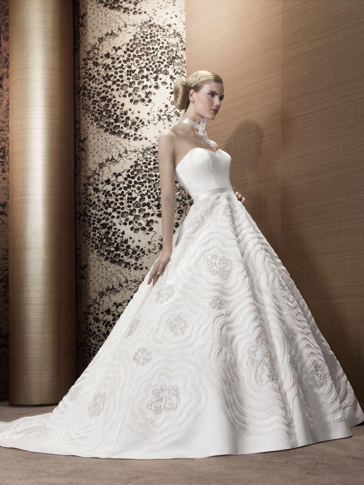 2013 Wedding Dress by Pronuptia Creations LB49