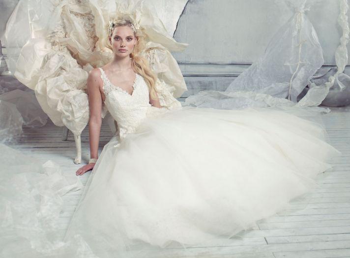 2013 Wedding Dress Alvina Valenta Bridal Gowns 9301