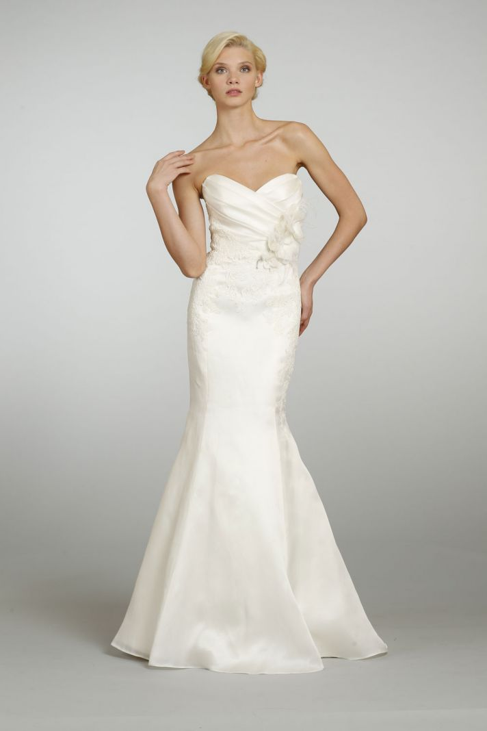 Spring 2013 Wedding Dress Alvina Valenta Bridal 9304