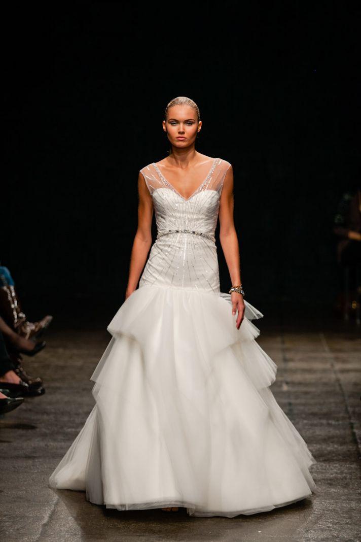 Spring 2013 Wedding Dress Alvina Valenta Bridal Gowns 9315