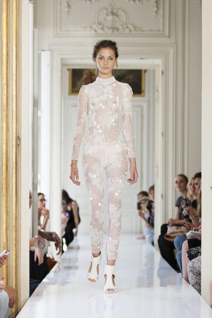 2013 Wedding Dresses by French Designer Delphine Manivet 1