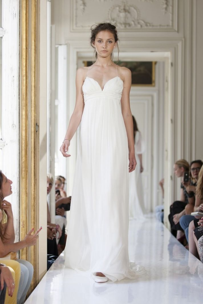 2013 Wedding Dress by Delphine Manivet French Bridal Alan