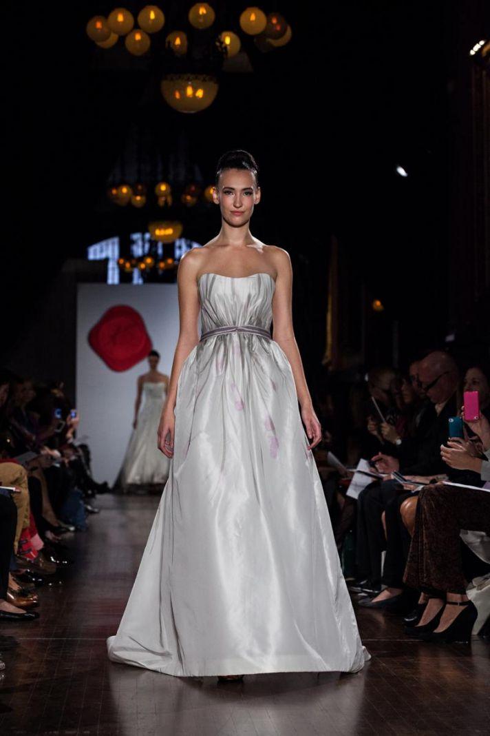 Austin Scarlett Wedding Dress 2013 Bridal AS04