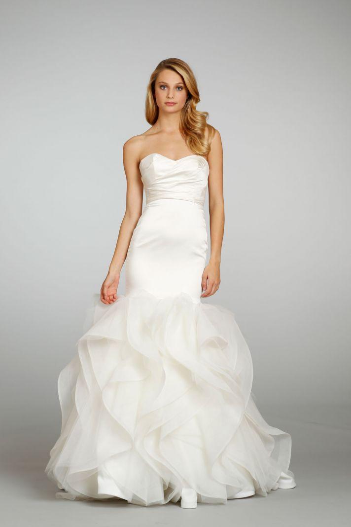 2013 Wedding Dress Trends Bridal Separates Sheer Shrug
