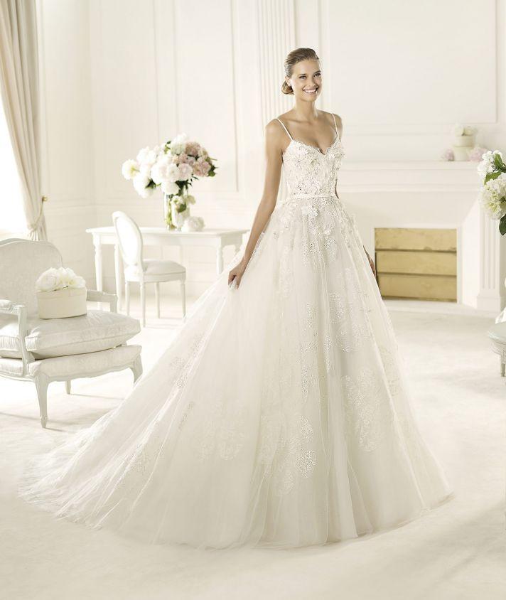 Elie Saab 2013 Wedding Dress for Pronovias Dione
