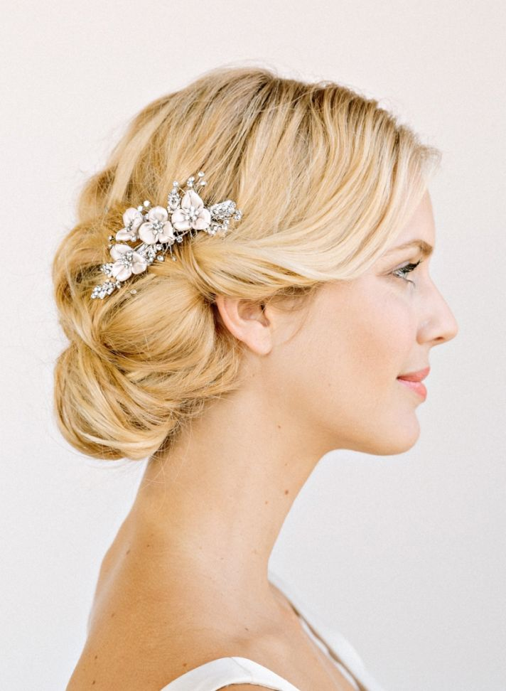 wedding hairstyles romantic | Hairstyle Ideas