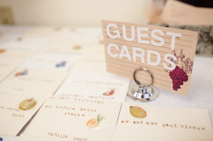 Handmade Wedding Favors and Guest Welcome Bags