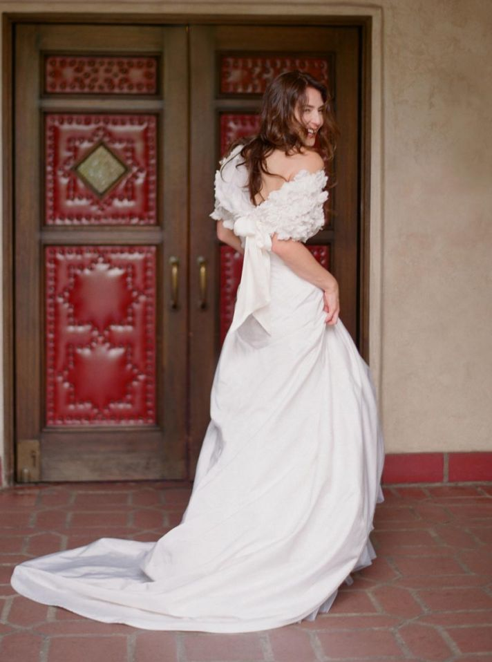 Daffodil Wedding Dress by Kirstie Kelly