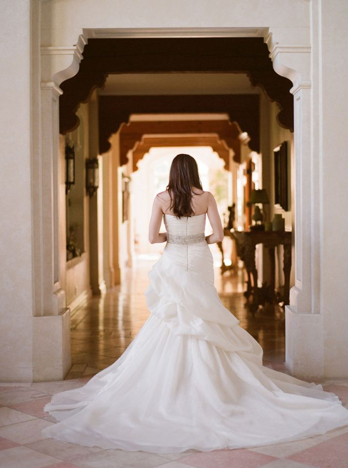 Casablanca 2013 Wedding Dress by Kirstie Kelly