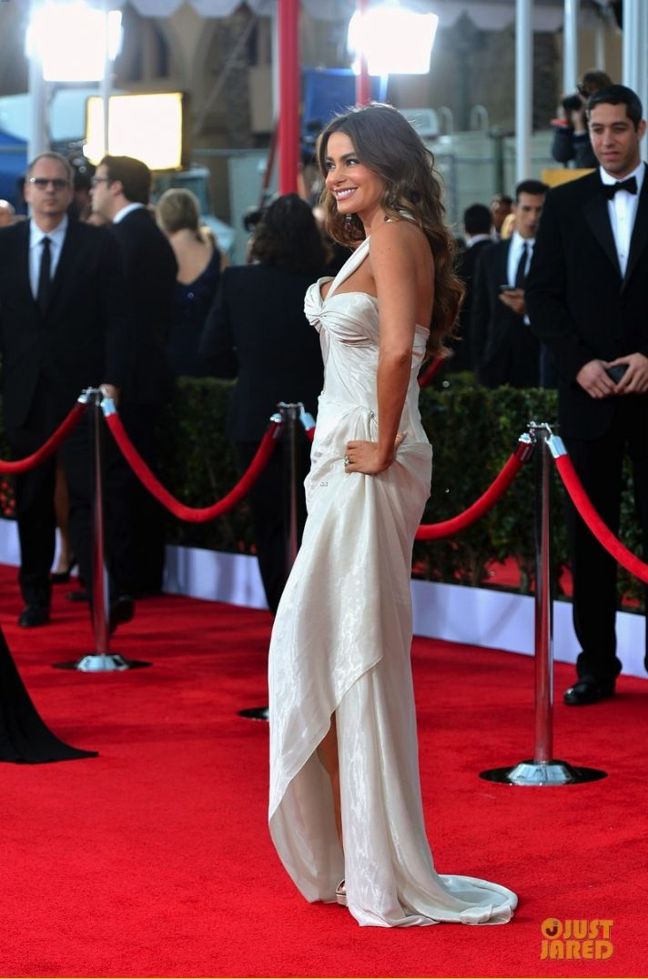 Wedding Style Inspiration from SAG Awards 2013
