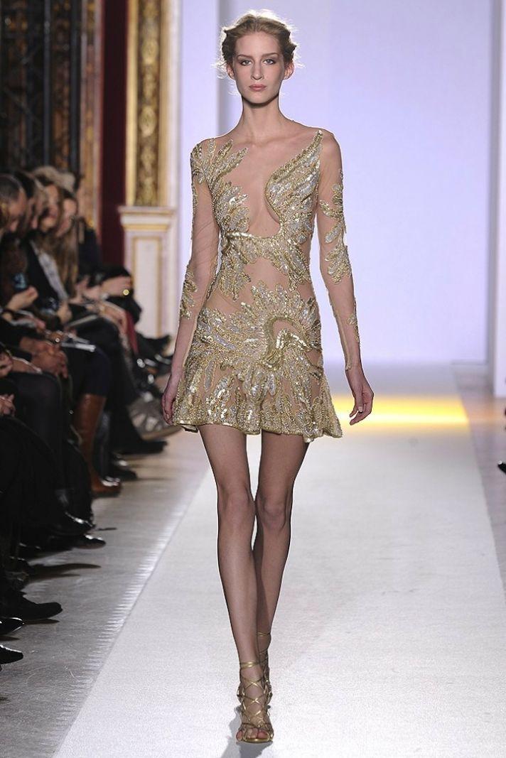 2013 couture wedding dress inspiration from Zuhair Murad 9