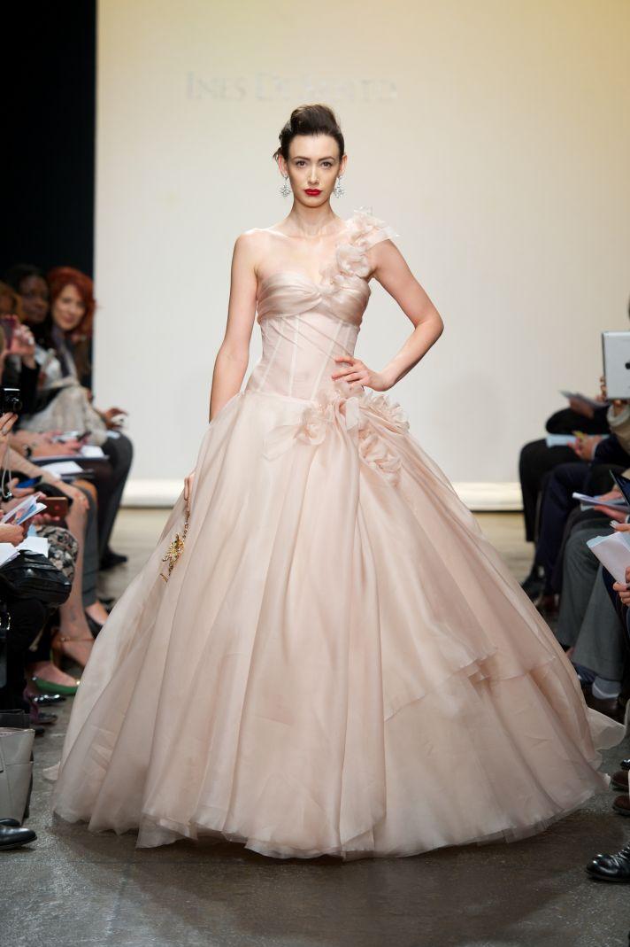 2013 Wedding Dress by Ines di Santo Liberta