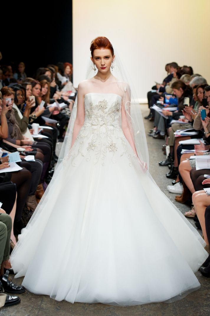 2013 Wedding Dress by Ines di Santo Lodovica