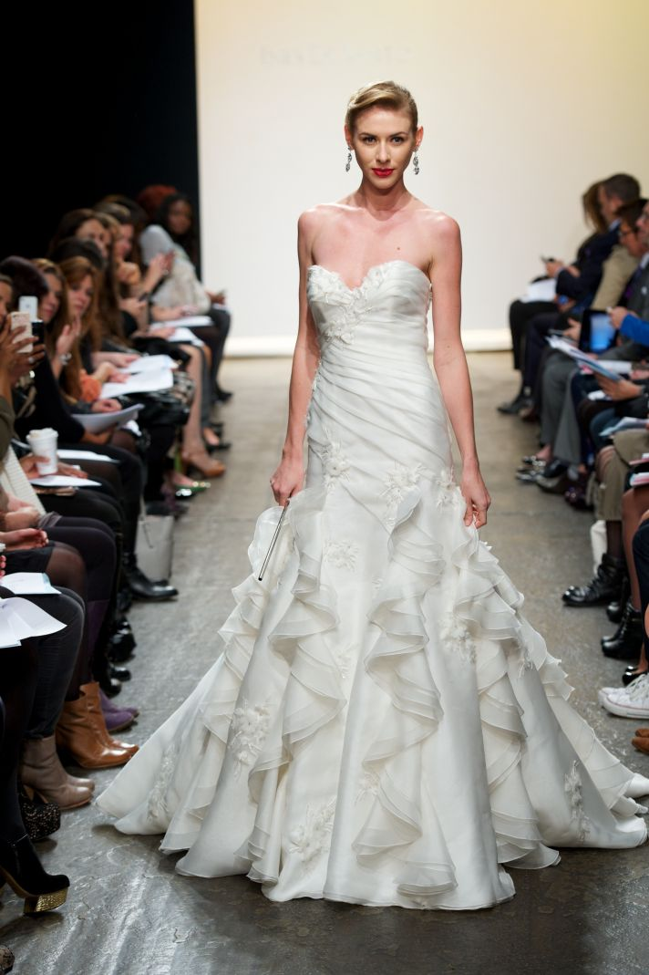 Ines Wedding Dress 99 Ideal  Wedding Dress by