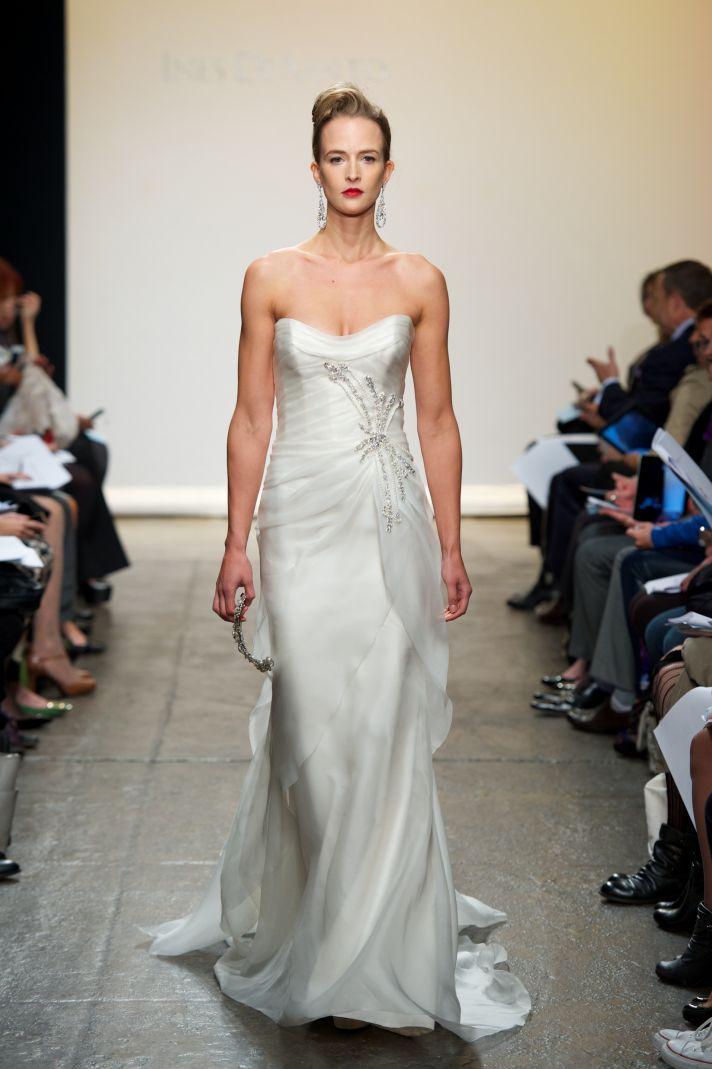 2013 Wedding Dress by Ines di Santo Dama