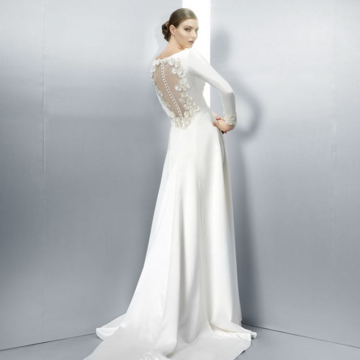 Jesus Peiro Wedding Dress 3052