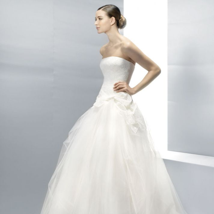 Jesus Peiro Wedding Dress 3067