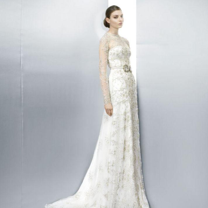 Jesus Peiro Wedding Dress 3076