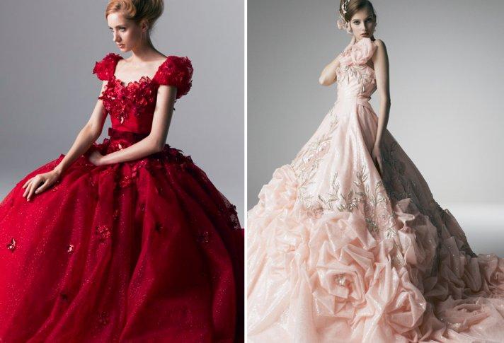 yumi katsura japanese wedding gown