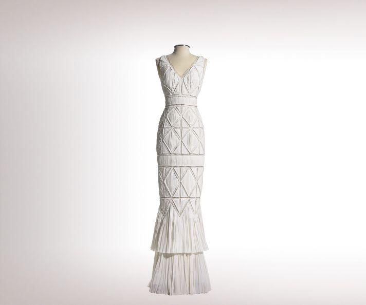 J Mendel Wedding Dress 2013 Bridal Mereille