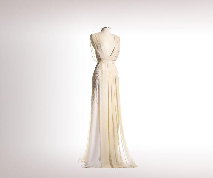 J Mendel Wedding Dress 2013 Bridal Cecile