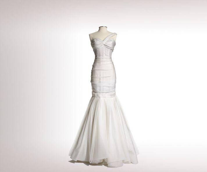 J Mendel Wedding Dress 2013 Bridal Valtesse