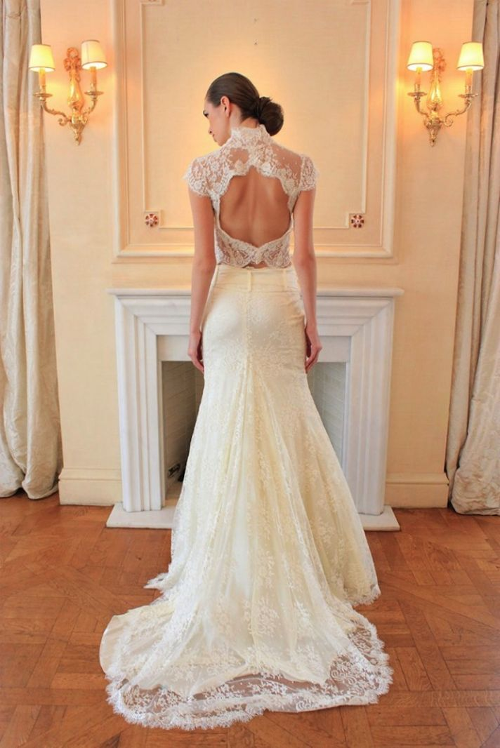 Best of Backless Wedding Gowns: 25 Dresses to Adore