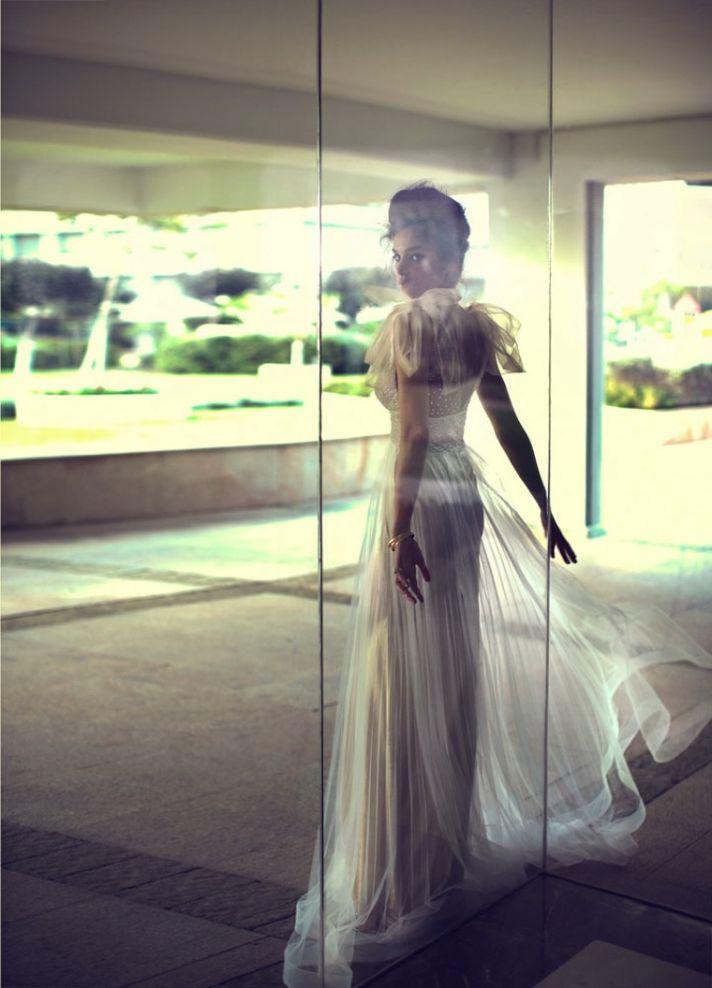Zahavit Tshuba Wedding Dress 2013 Bridal 3