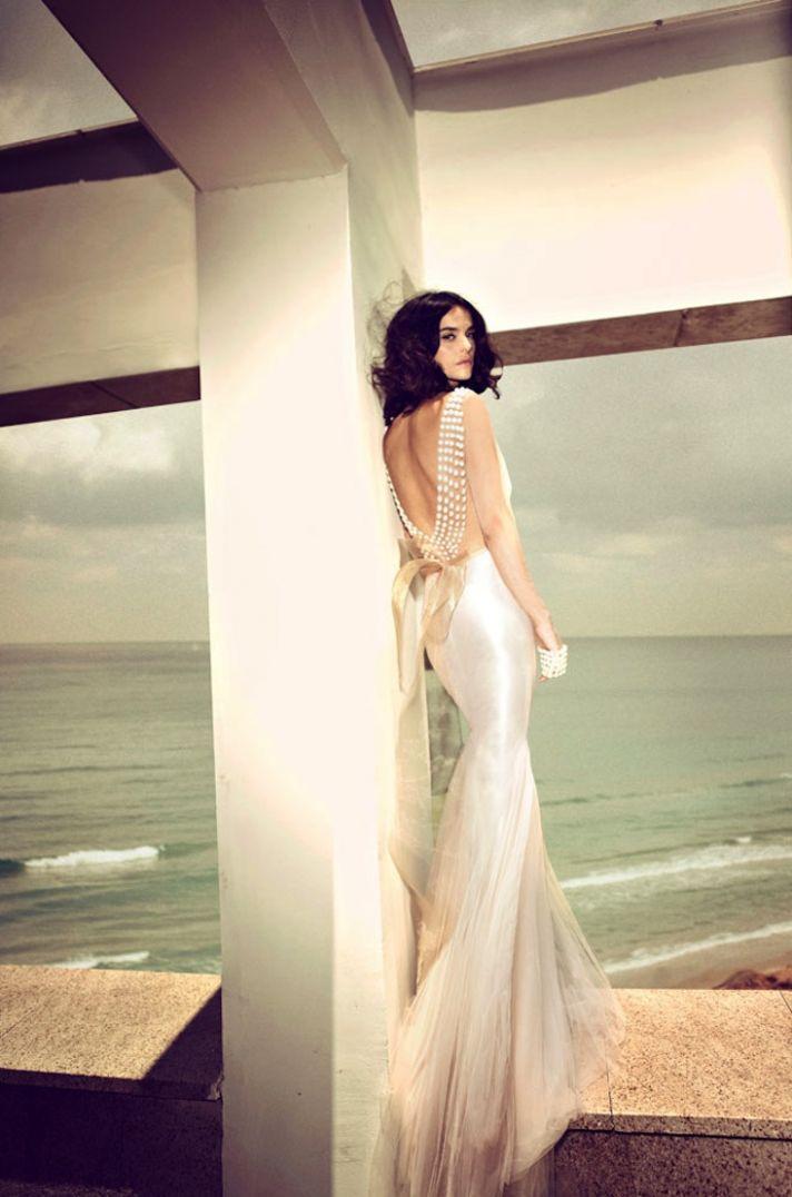 Zahavit Tshuba Wedding Dress 2013 Bridal 19