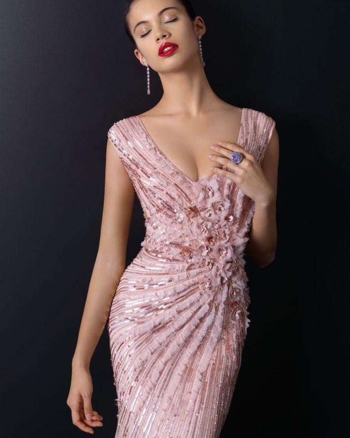 Rosa Clara Bridesmaid Dresses 2013 210 blush pink