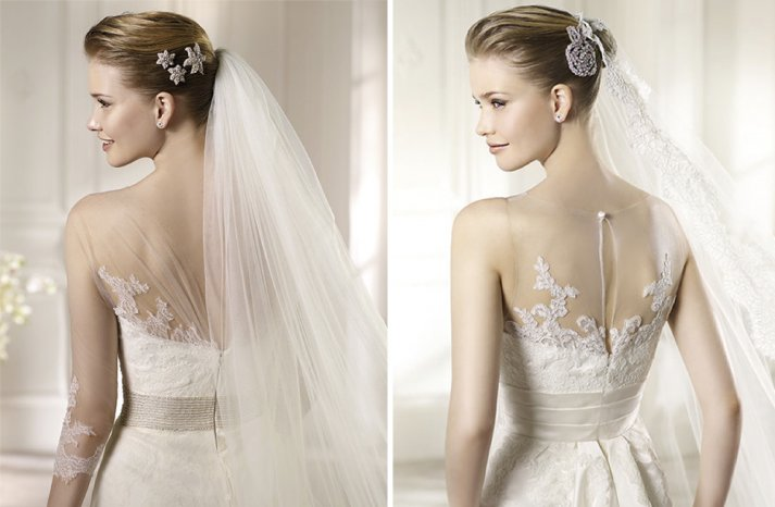 San Patrick Wedding Gowns 2013 Bridal 2