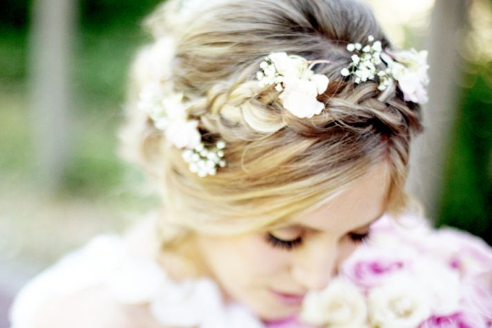 braided wedding hairstyles romantic brides