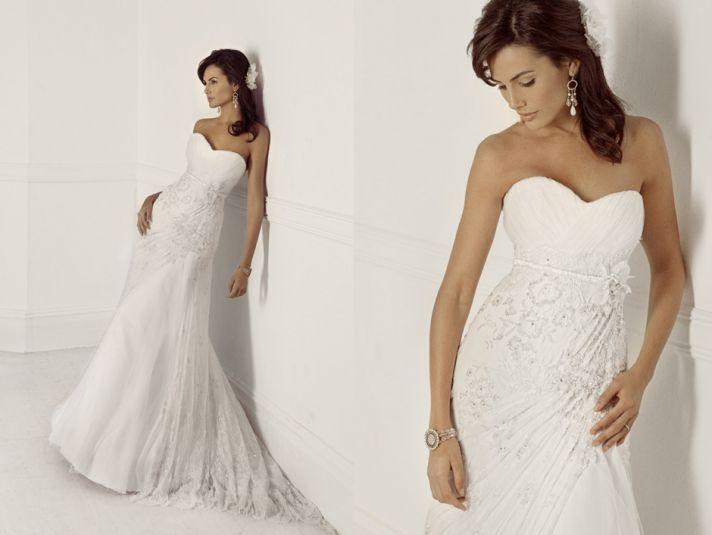 Elizabeth Stockenstrom Wedding Dress 2013 Bridal 1