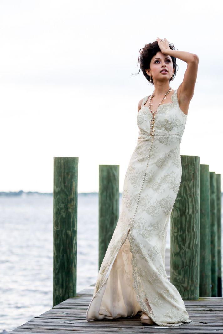Winter Bride Inspired by Anna Karenina