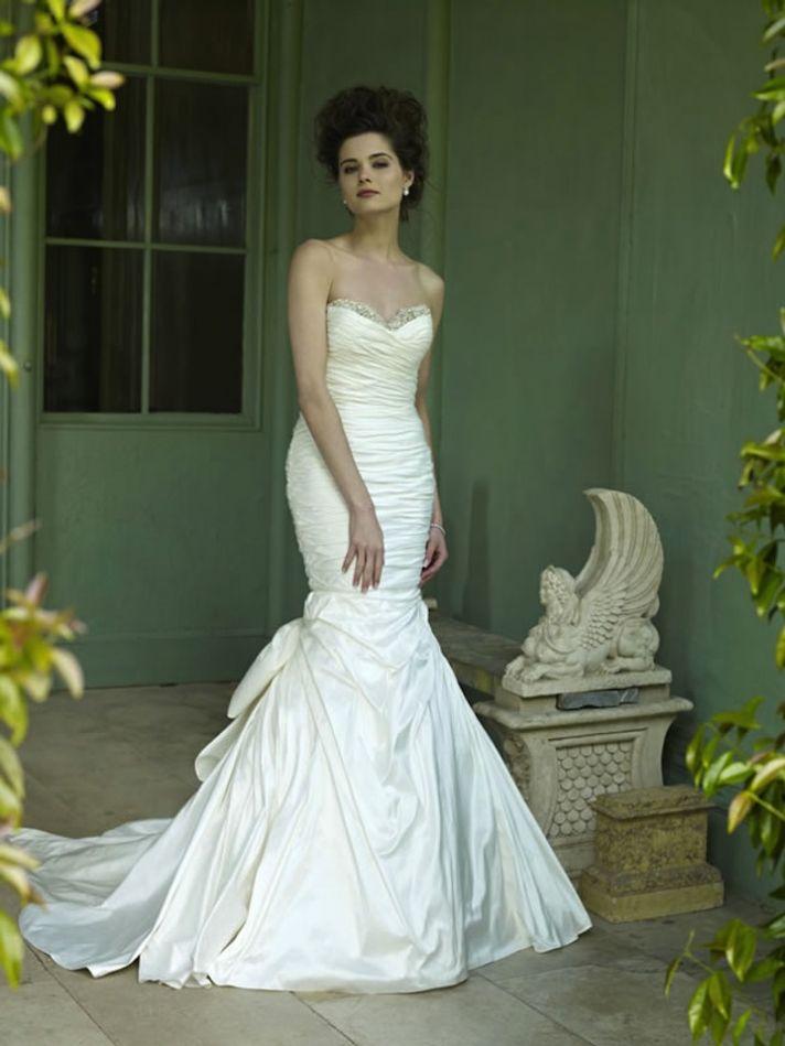 2013 Wedding Dress Ian Stuart Bridal Miami