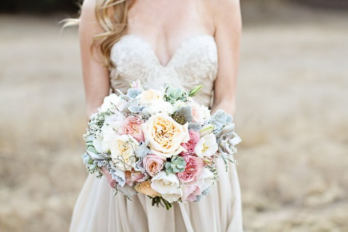 Spring pastels wedding inspiration