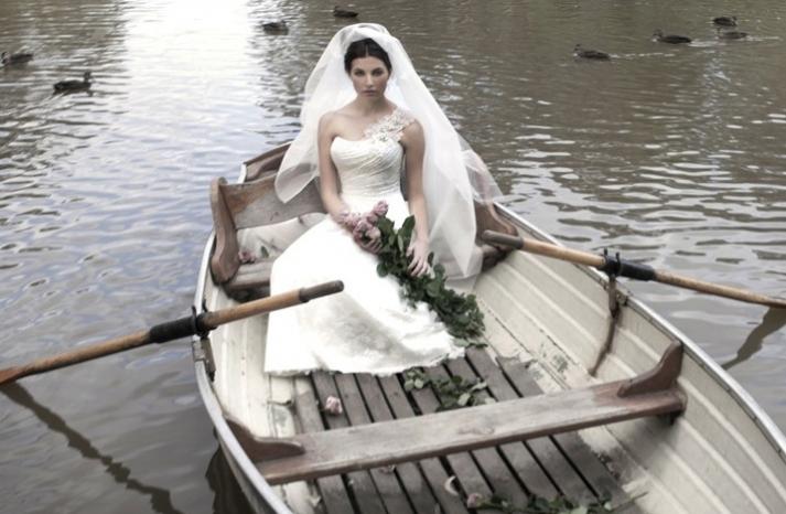 Mariana Hardwick Wedding Dress 2013 Bridal Botanique 2