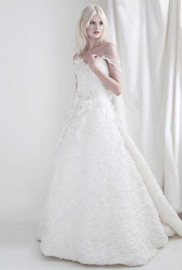 Mariana Hardwick Wedding Dress 2013 Bridal Amiel 2
