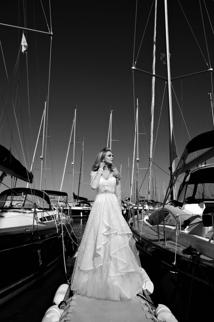 2013 Wedding Dress Galia Lahav Bridal Valentina