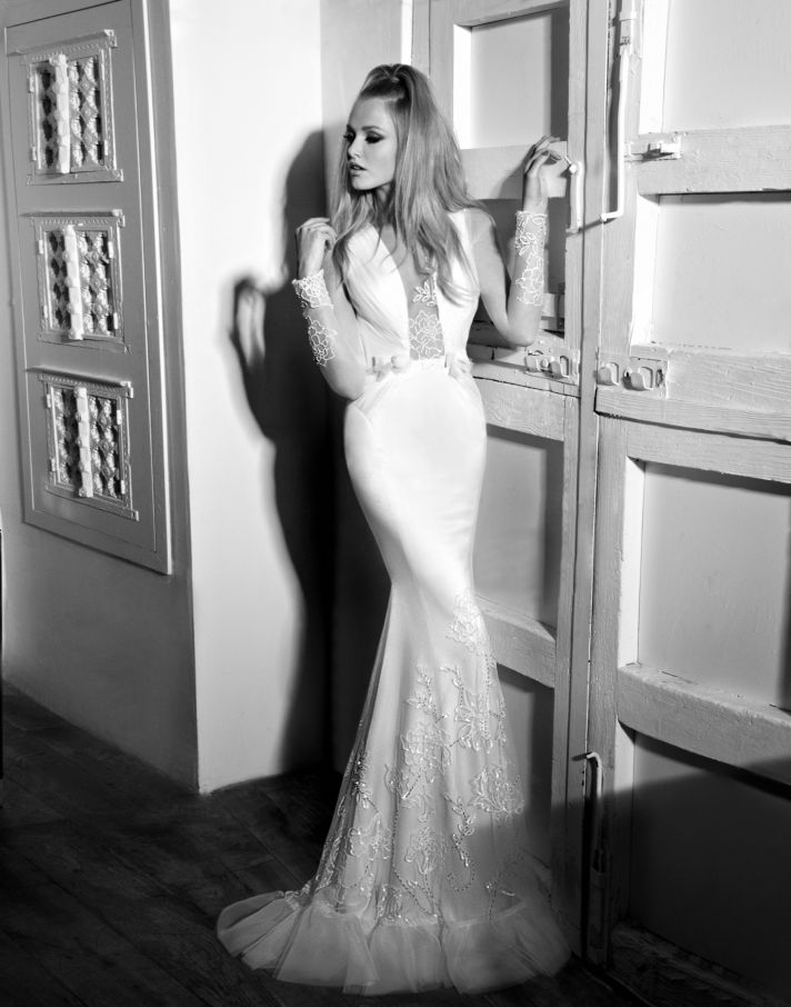 2013 Wedding Dress Galia Lahav Bridal Britney
