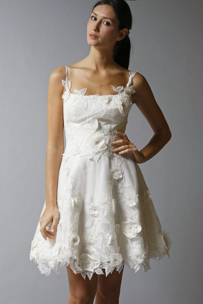 White Wedding Cocktail Dresses 79 Cool LWDs of St Pucchi