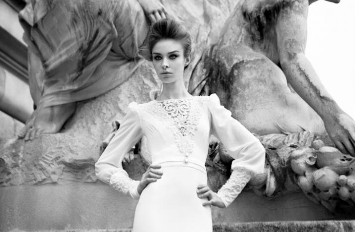Berta Bridal 2013 Wedding Dress 15
