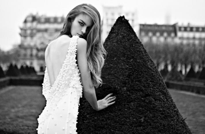 Berta Bridal 2013 Wedding Dress 12