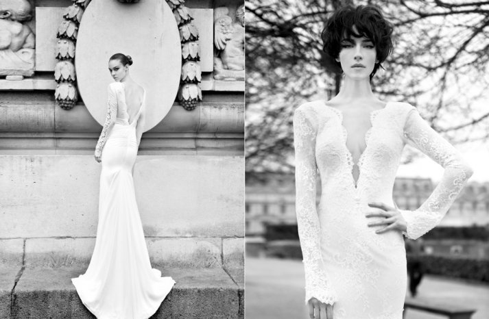 2013 bridal Berta Wedding Dresses 4