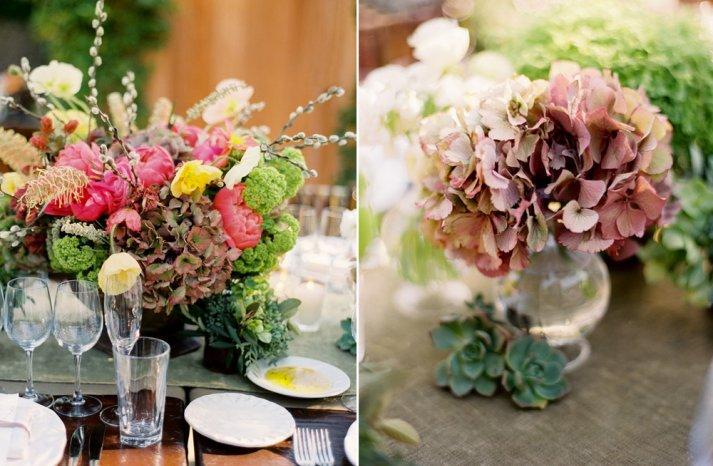 Hydrangea wedding flowers Spring inspiration 3