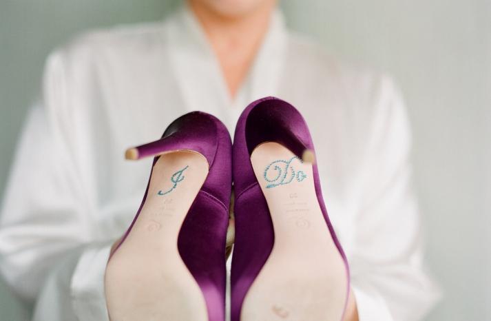 Something blue for budget brides 7