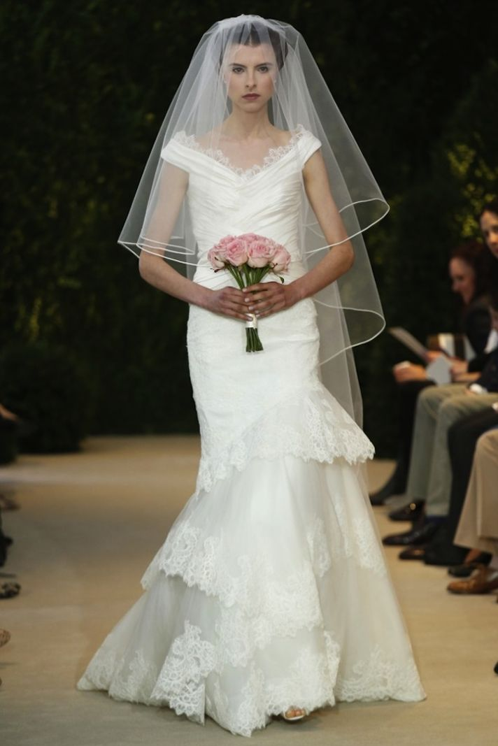 Carolina Herrera Wedding Dress Spring 2014 Bridal 26
